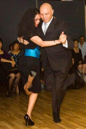Argentine Tango Dance Lessons NYC At Manhattan Ballroom