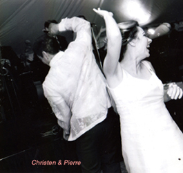 wedding entertainment dance lessons